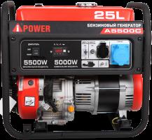Бензиновый генератор A-iPower A5500C