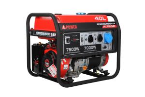 Бензиновый генератор A-iPower A7500