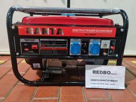 Бензиновый генератор GANTA BG 4000