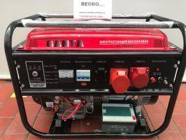 Генератор GANTA BG 7500Е-3