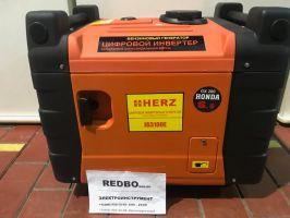 Инверторный генератор HERZ IG3100E(Honda)