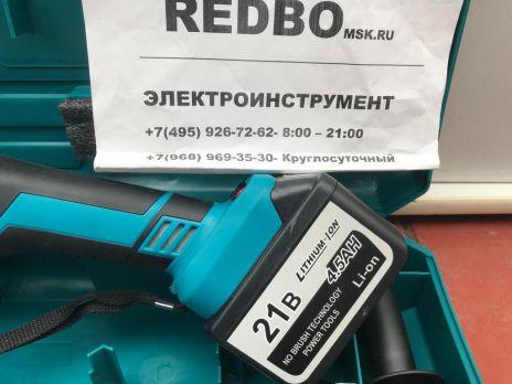 Аккумуляторная ушм Handtek ag 21-125 li 2