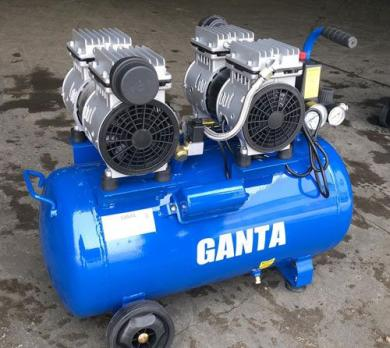Компрессор безмасляный GANTA  AC 420/050OFS