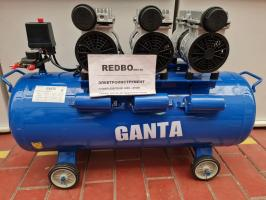 Компрессор безмасляный GANTA  AC 420/100OFS_1