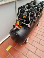 Бесшумный компрессор Pegas Pneumatic PG-4200 безмасляный_1