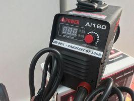 Инверторный  сварочный аппарат  A-IPOWER AI160