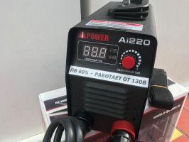Инверторный сварочный аппарат  A-IPOWER AI220