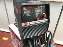 Инверторный сварочный аппарат  A-IPOWER AI 415
